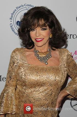 joan collins fashion