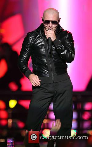 Pitbull - Enrique Iglesias and Pitbull perform live at Mandalay Bay Event Center - Las Vegas, Nevada, United States -...