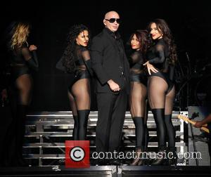 Pitbull Announced As Host Of American Music Awards For Second Year Running