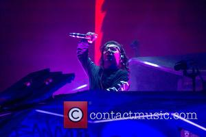 Skrillex - Skrillex at ACL at ACL Festival at Zilker Park - Austin, Texas, United States - Sunday 12th October...