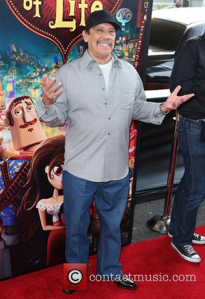 Danny Trejo - Los Angeles premiere of 'The Book of Life' - Arrivals at Regal 14 at LA Live Downtown...