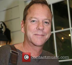 Kiefer Sutherland - Kiefer Sutherland at the Hamptons Film Festival - East Hampton, New York, United States - Monday 13th...
