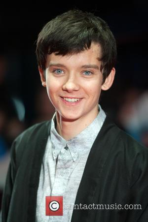 Asa Butterfield - Photo's from the screening of 'X + Y'at the British Film Institute's London Film Festival at Odeon...