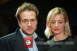 Rafe Spall and Elize du Toit - Photo's from the screening of 'X + Y'at the British Film Institute's London...