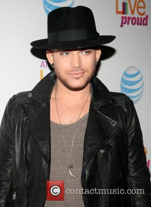 Adam Lambert - ATT Live Proud Final With Adam Lambert at Highline Ballroom - New York, United States - Monday...