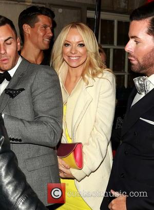 Liz McClarnon - A variety of celebs were photographed as they attended the Attitude magazine Awards 2014 at Whitehall, London,...