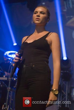 Clean Bandit and Florence Rawlings - Clean Bandit performing live in concert at O2 ABC - Glasgow, United Kingdom -...
