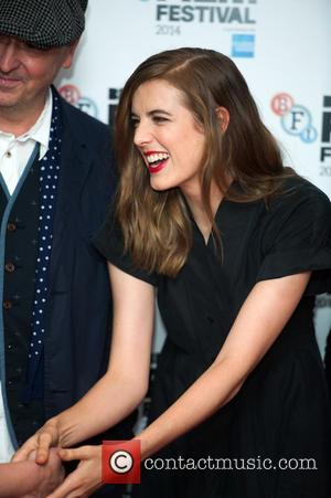 Agyness Deyn - LFF: Electricity Premiere - London, United Kingdom - Monday 13th October 2014
