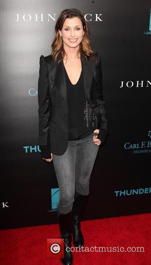 Bridget Moynahan - Celebs took to the red carpet for the special screening of 'John Wick' in New York City,...