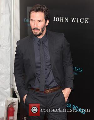 Keanu Reeves On The Action Behind Crime Thriller 'John Wick'