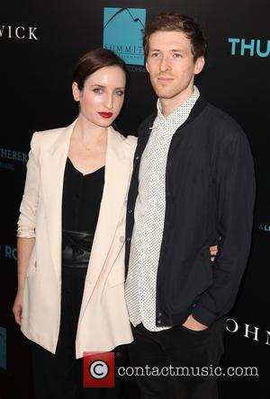 Zoe Lister-jones and Daryl Wein