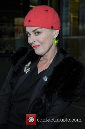 Lisa Stansfield - Celebs at MediaCityUK - Manchester, United Kingdom - Monday 13th October 2014