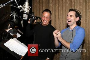 Tony Danza and Rob McClure