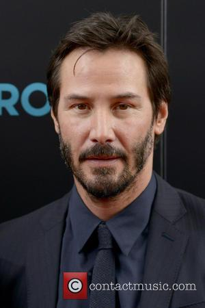 Keanu Reeves - Celebs took to the red carpet for the special screening of 'John Wick' in New York City,...
