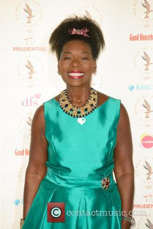 Floella Benjamin - Women of the Year Lunch and Awards - Arrivals - London, United Kingdom - Monday 13th October...