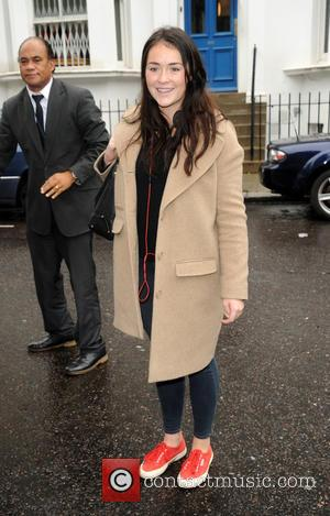 Lola Saunders - X Factor Contestants at Notting Hill Studio at x factor - London, United Kingdom - Monday 13th...
