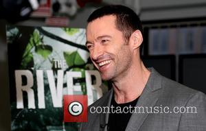 Hugh Jackman - Hugh Jackman The River Photo Call at Circle in the Square rehearsal space, - New York, New...