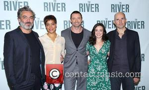 Jez Butterworth, Cush Jumbo, Hugh Jackman, Laura Donnelly and Ian Rickson