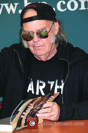 Neil Young Working On Installing Pono Music Player Into Cars