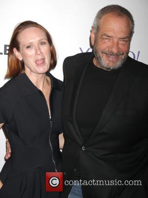 Julie Martin and Dick Wolf