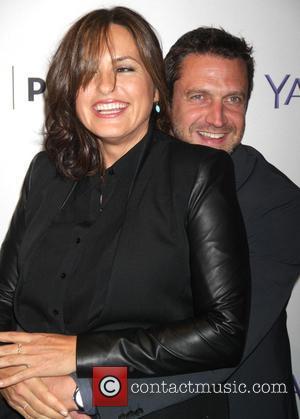 Mariska Hargitay and Raul Esparana