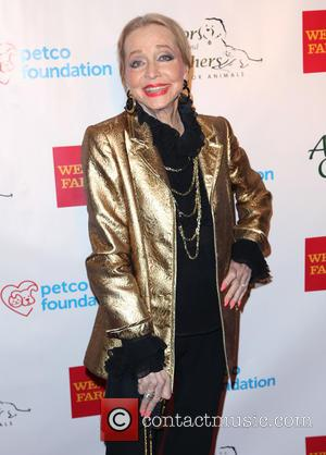 Anne Jeffreys - Actors and Others for Animals  - Arrivals - Los Angeles, California, United States - Tuesday 14th...