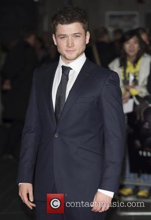 Taron Egerton - BFI London Film Festival - London, United Kingdom - Tuesday 14th October 2014