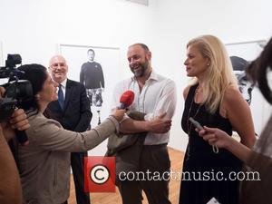 Bryan Adams, Anke Degenhard and Mat Humphrey