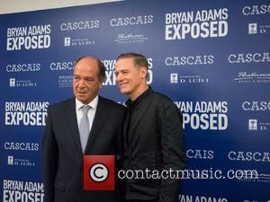 Bryan Adams and Carlos Carreiras