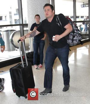 Chaz Bono - Chaz Bono arrives at Los Angeles International (LAX) airport - Los Angeles, California, United States - Tuesday...