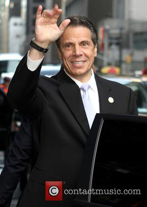Andrew Cuomo, Ed Sullivan and David Letterman