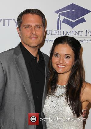 Scott Sveslosky and Danica Mckellar