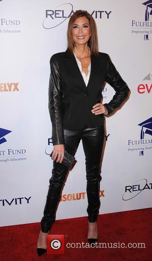 Teri Hatcher - The Beverly Hilton Hotel was the location for the 20th Annual Fulfillment Fund Stars Benefit Gala in...