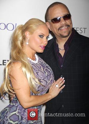 Coco Austin and Ice T