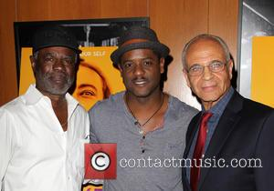 Glynn Turman, Blair Underwood and Michael Schultz - Stars attended the Los Angeles premiere of 'AWAKE: The Life Of Yogananda'...