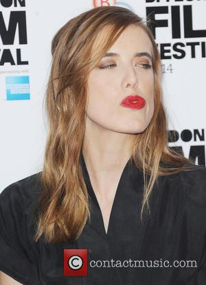 Agyness Deyn - LFF: Electricity world premiere - London, United Kingdom - Tuesday 14th October 2014
