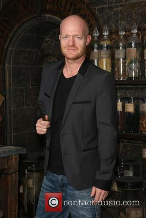 Jake Wood - A variety of British celebrities were photographed at the Harry Potter studio tour as it opened the...
