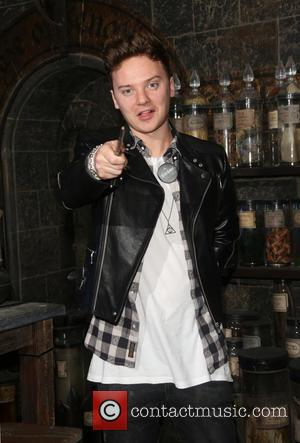 Connor Maynard - A variety of British celebrities were photographed at the Harry Potter studio tour as it opened the...