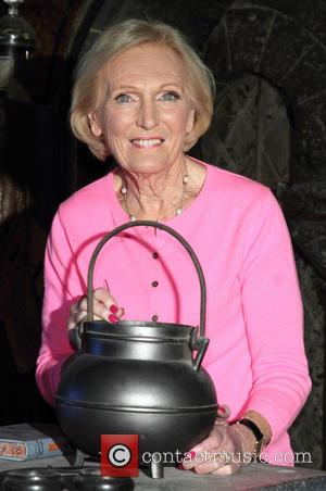 Mary Berry - A variety of British celebrities were photographed at the Harry Potter Studio Tour Dark Arts Launch in...