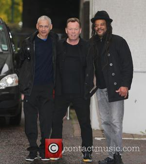 UB40, Mickey Virtue, Ali Campbell and Astro