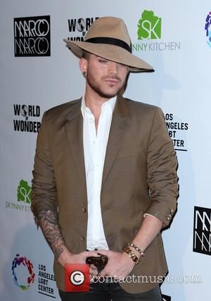 Adam Lambert - A variety of stars took to the red carpet at the Marco Marco: Collection Three 2015 Runway...