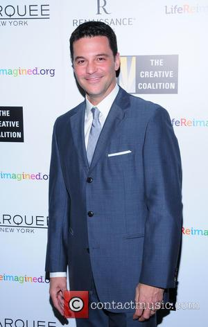 David Alan Basche - Many stars attended the Creative Coalition's spotlight awards dinner gala held in New York City, New...