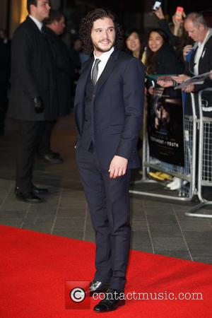 Kit Harington - Photographs from the British Film Institute's London Film Festival Centrepiece Gala: Testament of Youth at Odeon Leicester...