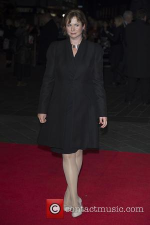 Emily Watson - 'Testament of Youth' - London, United Kingdom - Tuesday 14th October 2014