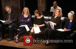 John Ellison Conlee, Julie White, Jessica Hecht, Mary Testa and Mary Beth Peil