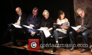 Mark Blum, Michael Cyril Creighton, Julie Halston, Margo Seibert and John Ellison Conlee