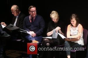 Mark Blum, Michael Cyril Creighton, Julie Halston and Margo Seibert