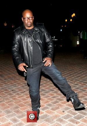 Bobby Brown - Photos of stars arriving at the Art Hearts Fashion show at Los Angeles Fashion Week Spring/Summer 2015...