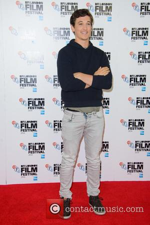 Miles Teller - BFI London Film Festival - 'Whiplash' - Photocall - London, United Kingdom - Wednesday 15th October 2014