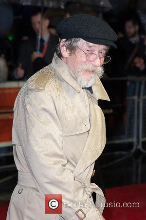 John Hurt - BFI London Film Festival at Odeon Leicester Square - London, United Kingdom - Wednesday 15th October 2014